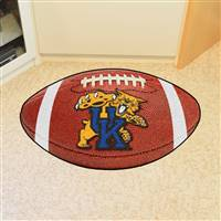 "Kentucky Wildcats Football Rug 22""x35"""