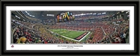 Ohio State 2015 Championship Framed Panoramic Print
