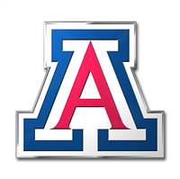 Arizona Wildcats Auto Emblem Color - Special Order