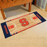 "Syracuse University NCAA Basketball Runner 30""x72"""