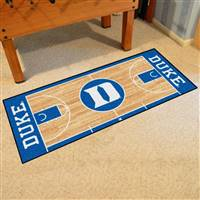 "Duke University NCAA Basketball Runner 30""x72"""