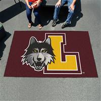 "Loyola University Chicago Ulti-Mat 59.5""x94.5"""