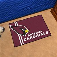 "NFL - Arizona Cardinals Uniform Starter Mat 19""x30"""