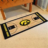 "University of Iowa NCAA Basketball Runner 30""x72"""