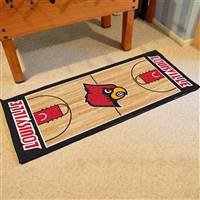 "University of Louisville NCAA Basketball Runner 30""x72"""