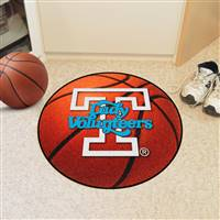 "Tennessee Volunteers Basketball Rug 29"" diameter"