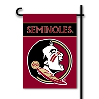 BSI Products Florida State Seminoles 2-Sided Garden Flag
