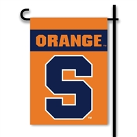 Syracuse Orange 2-Sided Garden Flag