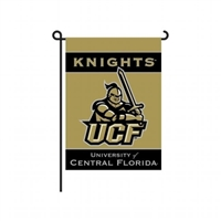 Central Florida Golden Knights* 2-Sided Garden Flag