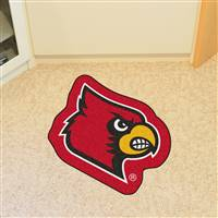"University of Louisville Mascot Mat 30"" x 32.6"""