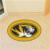 "University of Missouri Mascot Mat 40"" x 30"""