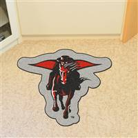 "Texas Tech University Mascot Mat 33"" x 30"""