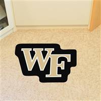 "Wake Forest University Mascot Mat 30"" x 39.5"""