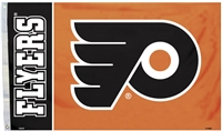 Philadelphia Flyers 3 Ft. X 5 Ft. Flag W/Grommetts