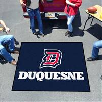 "Duquesne Dukes Tailgater Rug 60""x72"""
