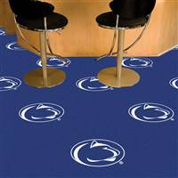 "Penn State Nittany Lions Carpet Tiles 18""x18"" tiles, Covers 45 Sq. Ft."