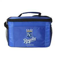 Kansas City Royals Kolder Kooler Bag - 6pk - Blue