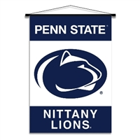 Penn State Nittany Lions Indoor Banner Scroll