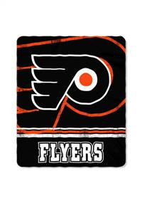 Philadelphia Flyers Blanket 50x60 Fleece - Special Order