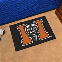 "Mercer University Starter Mat 19""x30"""
