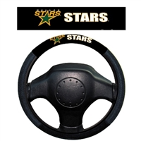 Dallas Stars Poly-Suede Steering Wheel Cover