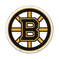 Boston Bruins Vinyl Magnet
