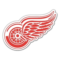 Detroit Red Wings Vinyl Magnet