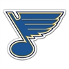 St. Louis Blues Vinyl Magnet