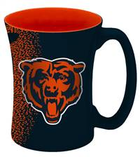 Chicago Bears Coffee Mug - 14 oz Mocha