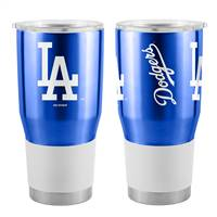 Los Angeles Dodgers Travel Tumbler 30oz Ultra Blue