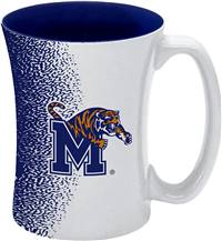 Memphis Tigers Coffee Mug 14oz Mocha Style