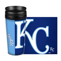 Kansas City Royals Travel Mug 14oz Full Wrap Style Hype Design - Special Order