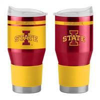 Iowa State Cyclones Travel Tumbler 24oz Ultra Twist - Special Order