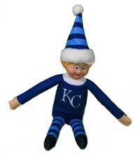 Kansas City Royals Plush Elf