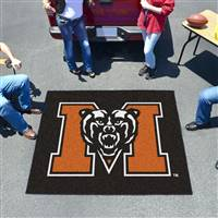 "Mercer University Tailgater Mat 59.5""x71"""