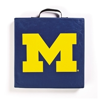 Michigan Wolverines Seat Cushion