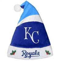 Kansas City Royals Basic Santa Hat - 2016