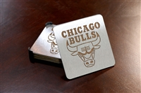 Sportula Chicago Bulls Premium Stainless Steel Boasters - 4 Pack