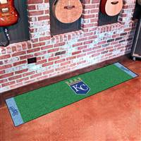 "Kansas City Royals Putting Green Runner Mat 18""x72"""