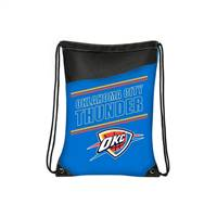 Oklahoma City Thunder Backsack Incline Style - Special Order