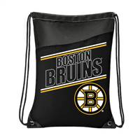 Boston Bruins Backsack Incline Style - Special Order
