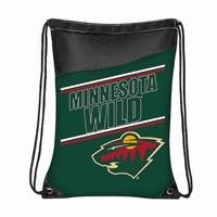 Minnesota Wild Backsack Incline Style - Special Order