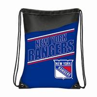 New York Rangers Backsack Incline Style - Special Order