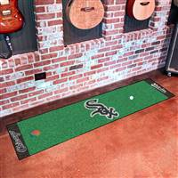 "Chicago White Sox Putting Green Runner Mat 18""x72"""