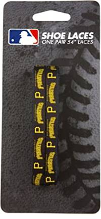 Pittsburgh Pirates Shoe Laces 54 Inch - Special Order