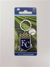 Kansas City Royals Keychain Team