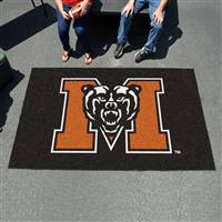 "Mercer University Ulti-Mat 59.5""x94.5"""