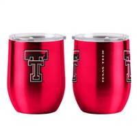 Texas Tech Red Raiders Travel Tumbler 16oz Ultra Curved Beverage Special Order