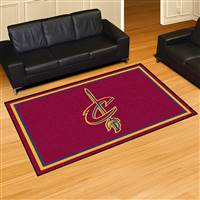"Cleveland Cavaliers 5x8 Area Rug 60""x92"""