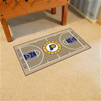 Indiana Pacers NBA Large Court Runner Mat 29.5x54